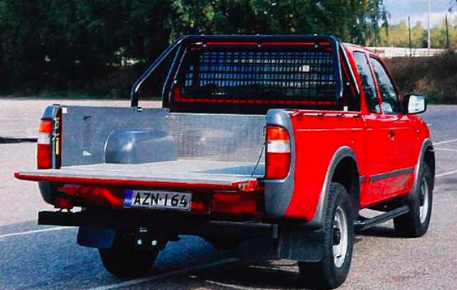 ford ranger mazda b2500