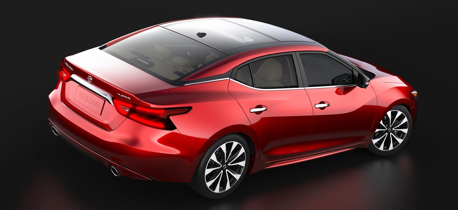 2015 Nissan Maxima >> Seuraava Nissan Maxima Tekniikan Maailma