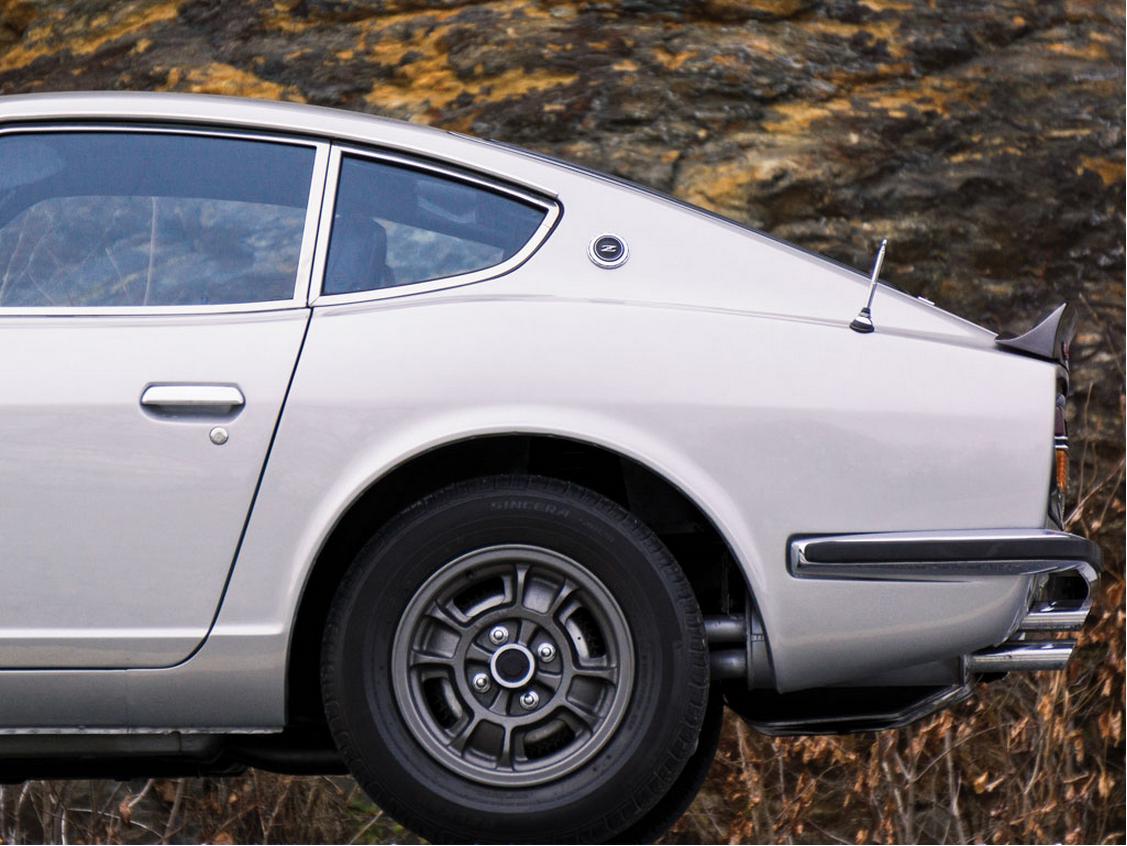 Nissan Fairlady Z >> Viikon Kaytetty Vuoden 1970 Nissan Fairlady Z 432