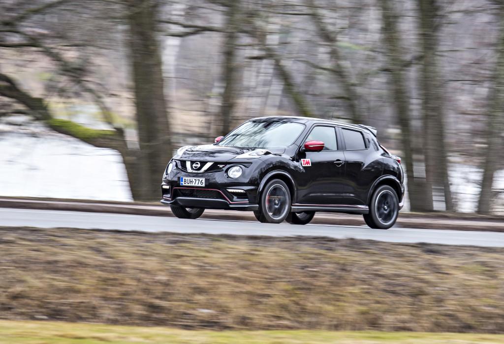 Nissan Juke Nismo Rs >> Lisakuvat Nissan Juke Nismo Rs Tekniikan Maailma