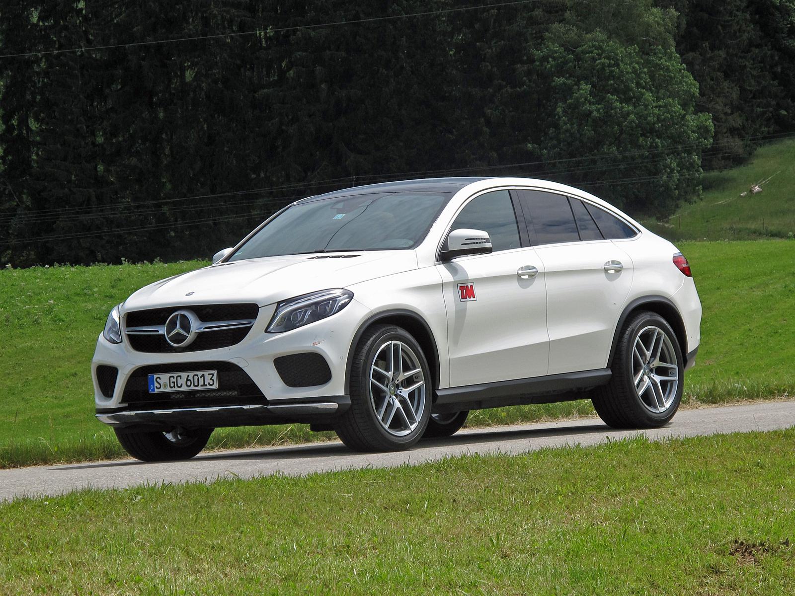 Mercedes Gle Coupe >> Ajettua Mercedes Benz Gle Coupe Tekniikan Maailma