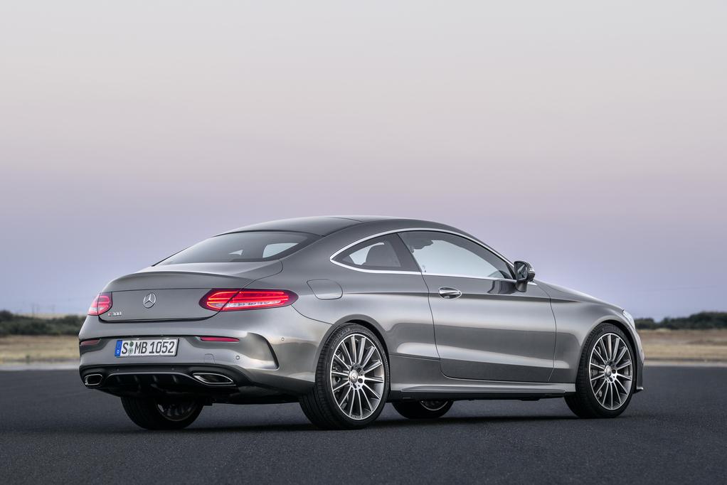 Mercedes C Class Coupe >> Tallainen On Uusi Mercedes Benz C Sarjan Coupe Tekniikan