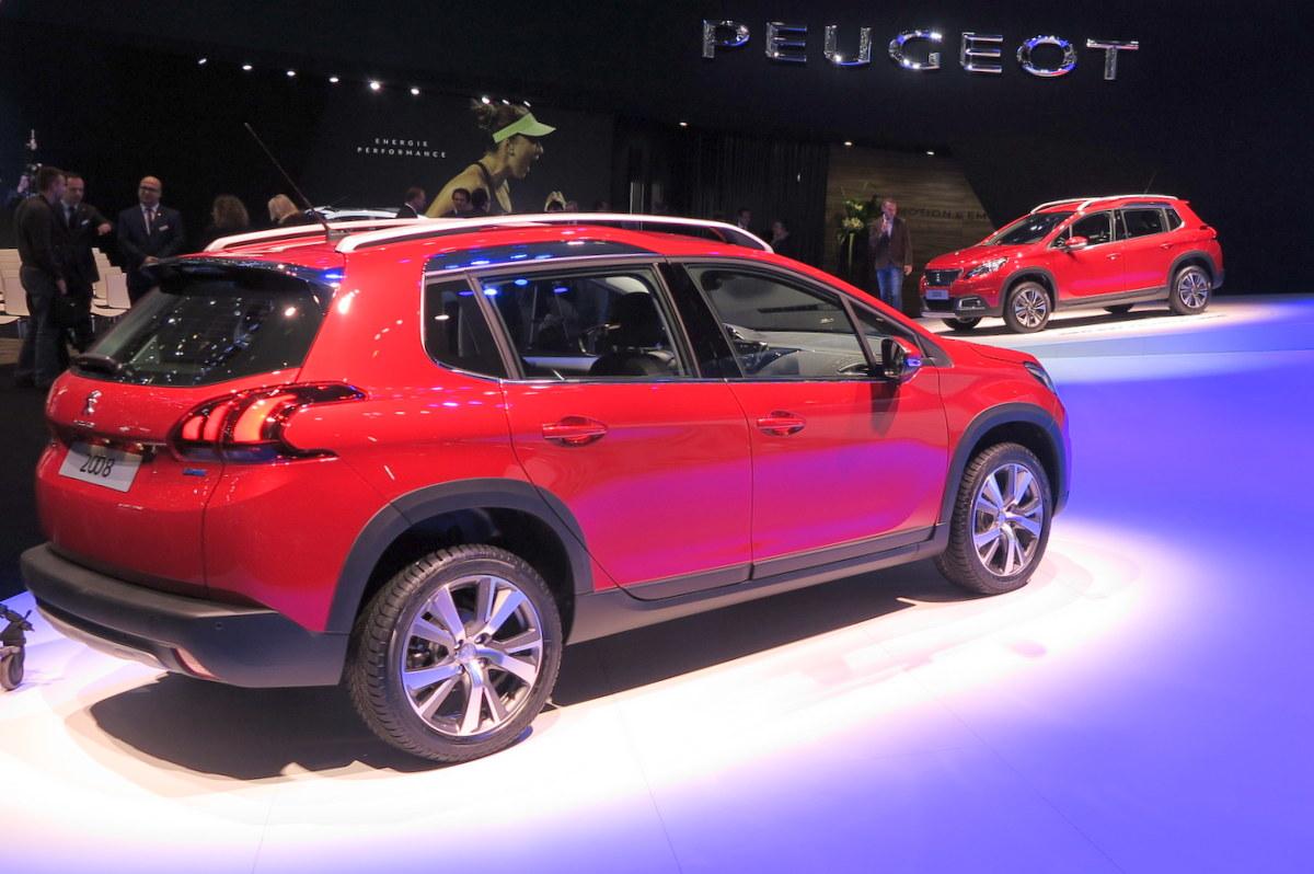 Peugeot 2008 Keskustelu