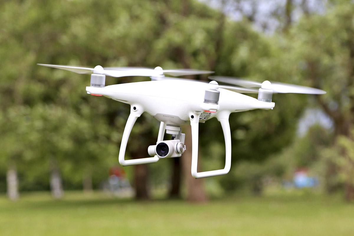 Kuvauskopteri Testi