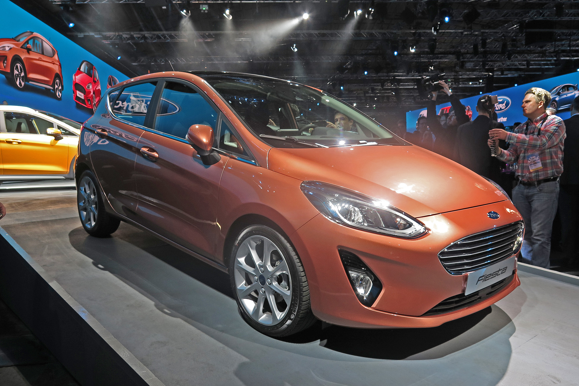 Uusi Ford Fiesta