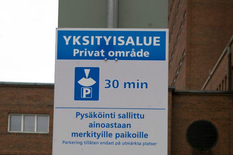 Parkkipate Sakko