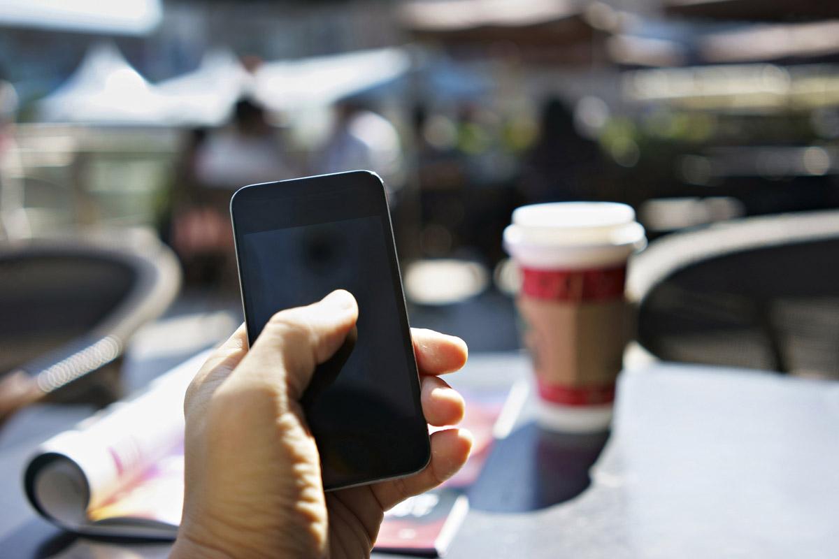 älypuhelimen Tietoturva