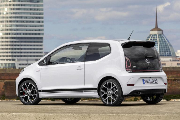 Vw Up Gti >> Volkswagenilta Tulee Todellinen Liivintaskusportti