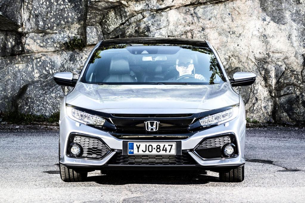 Honda Civic Koeajo
