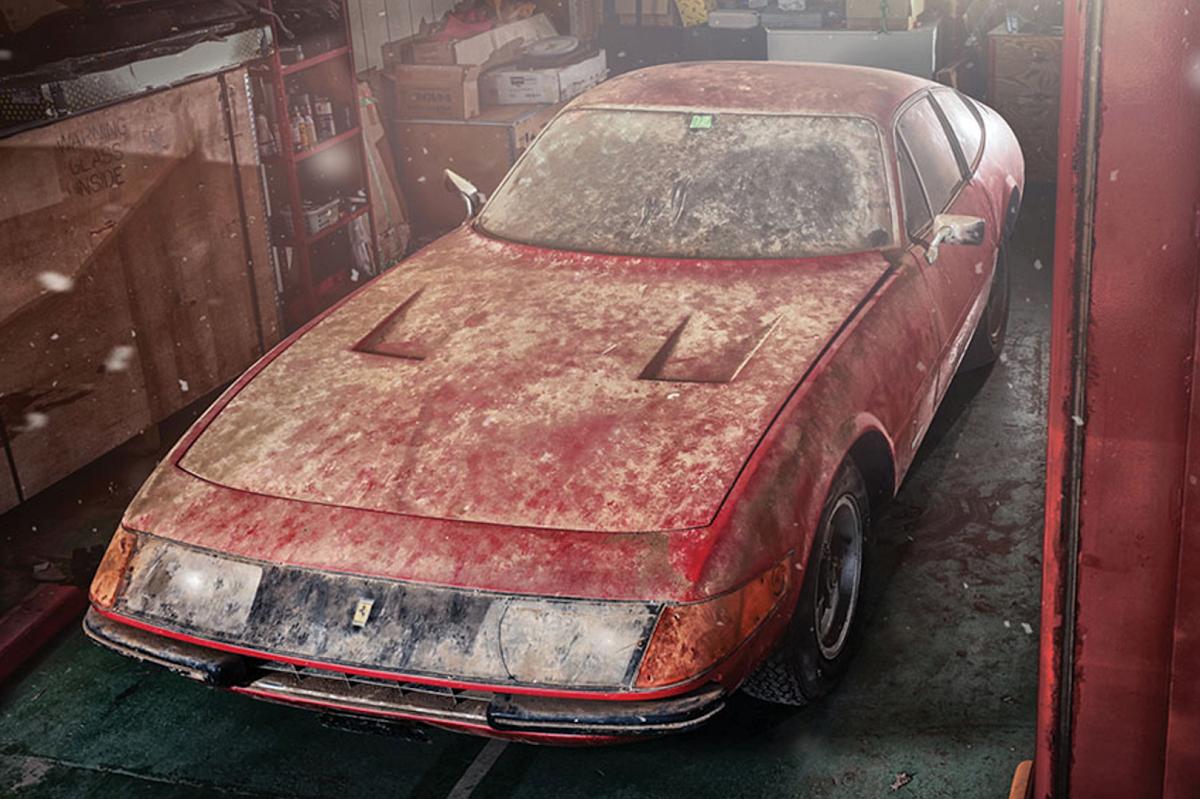 Viikon K U00e4ytetty  Vuoden 1969 Ferrari 365 Gtb  4 Daytona