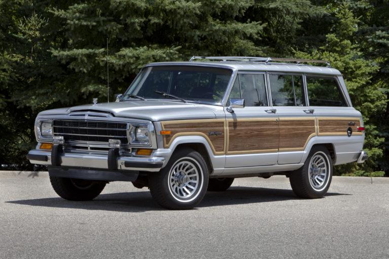 Jeep Grand Wagoneer >> Jeep Gran Wagoneer On Kuin Lansimetro Tekniikan Maailma