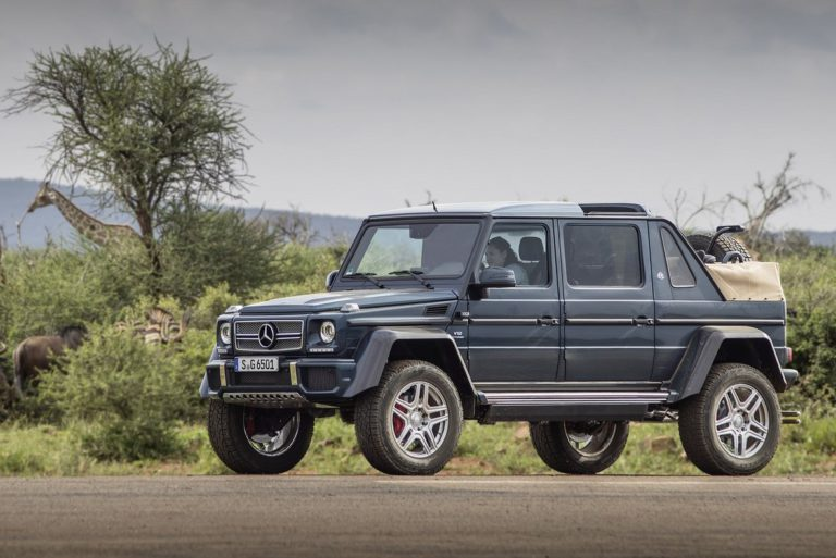 Mercedes Maybach G650 Price >> Viikon Kaytetty Vuoden 2017 Mercedes Maybach G650 Landaulet