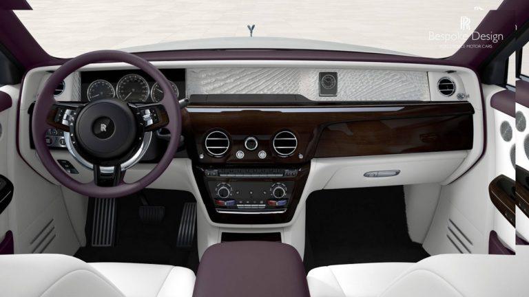 Rolls Royce Car >> Haluatko Ensimmaisen Uuden Sukupolven Rolls Royce Phantomin