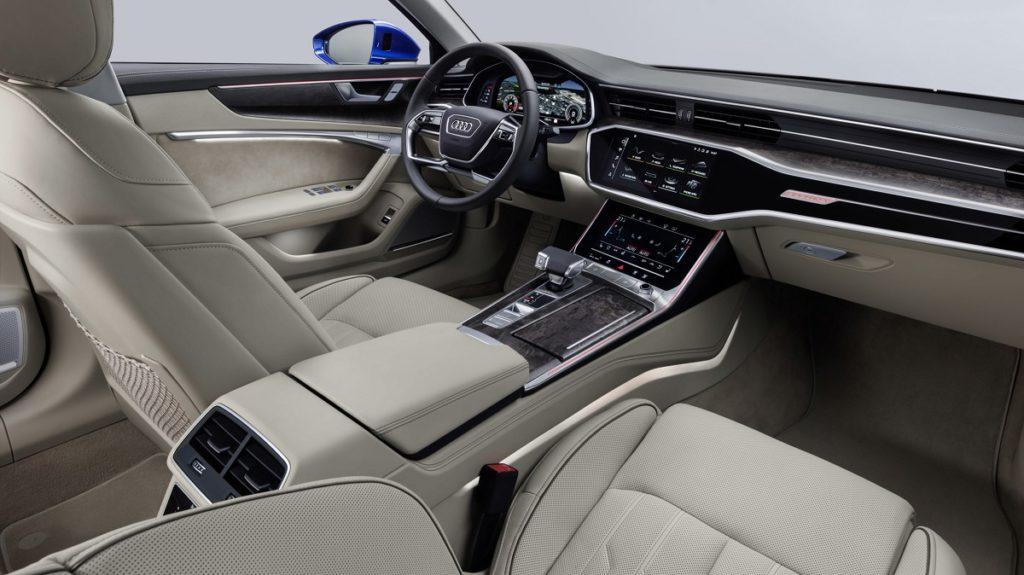 Audi A6 Avant 2018 >> Tallainen On Audin Uusi A6 Avant Takapyorat Kaantyvat
