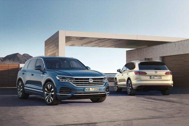 Vw Touareg 2018 >> Uusi Volkswagen Touareg Tuli Ennakkomyyntiin Hinnat