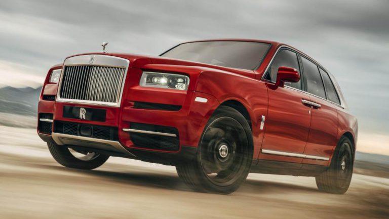 Rolls Royce Car >> Nyt Oksat Pois Rolls Royce Esitteli Vihdoin Cullinan Mallin