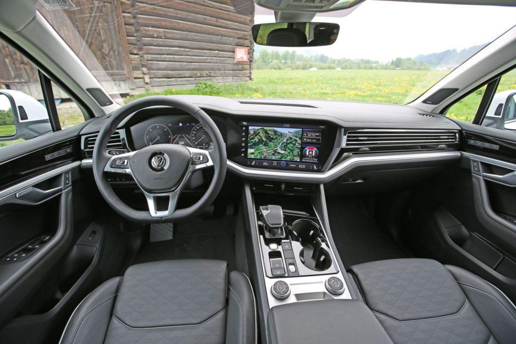 Vw Touareg 2018 >> Tm Ajettua Volkswagen Touareg Huippuluokan Auto Ei Tee