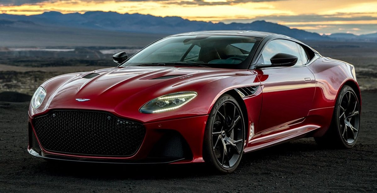 Aston Martin Hinta