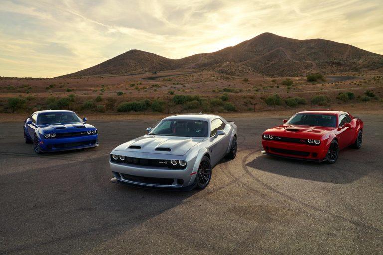 Challenger Srt Hellcat >> Uusi Dodge Challenger Srt Hellcat Redeye Teho 587 Kw