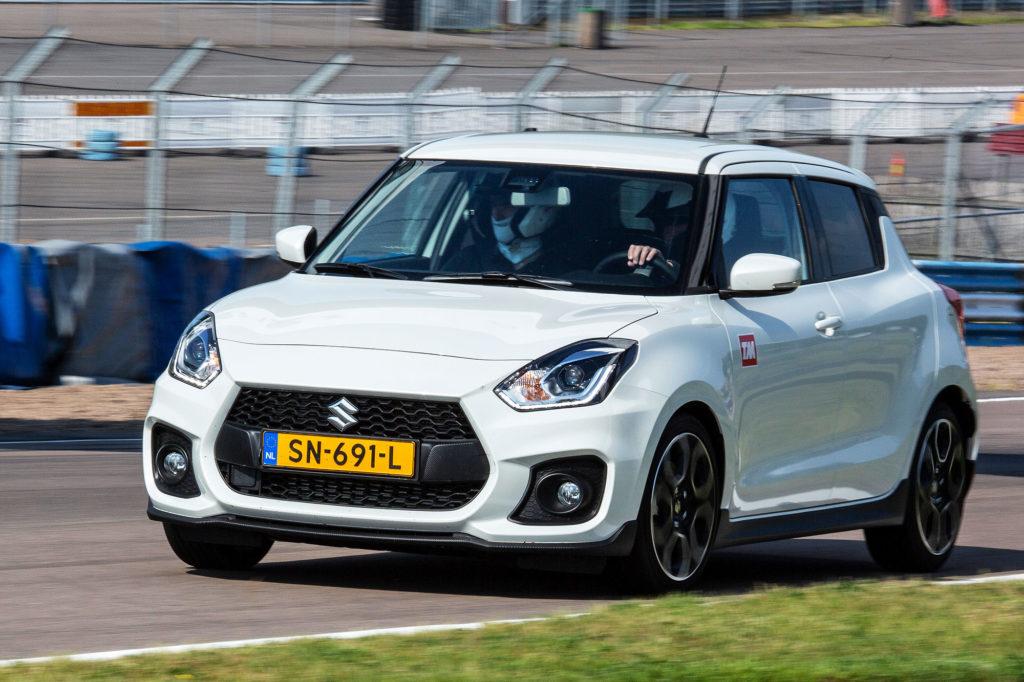 Suzuki Swift Sport >> Paivan Urheiluauto Suzuki Swift Sport Nelisylinterinen
