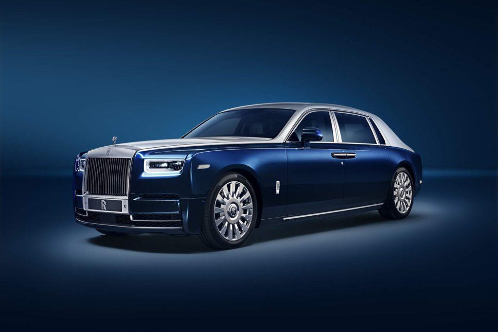 Rolls Royce Car >> Rolls Royce Phantom Tekniikan Maailma