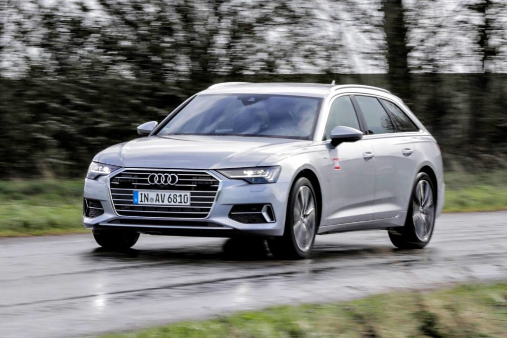 Audi A6 Avant 2018 >> Koeajo Audi A6 Avant Monen Tyosuhdeautoilijan