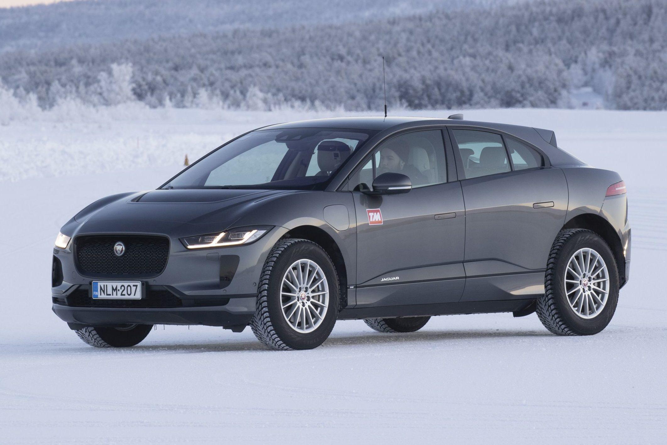 Jaguar Sähköauto
