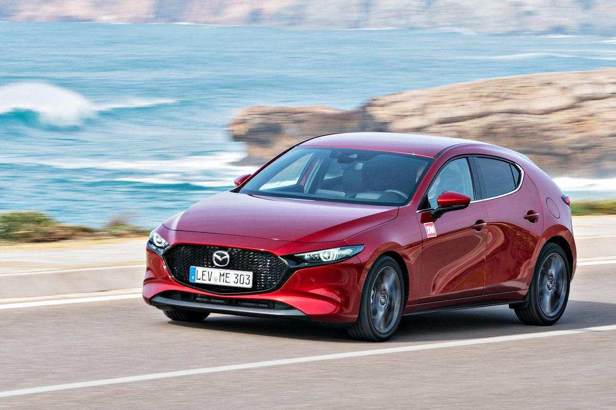 Mazda 3 Sport >> Koeajo Mazda3 On Taalla Mutta Kannattaa Odottaa