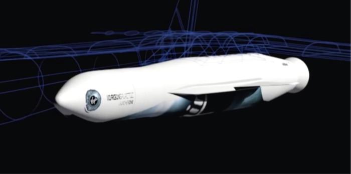SpaceShipTwo ja LauncherOne käyttävät samantyyppistä rakettitekniikkaa, minkä lisäksi kummankin maalaukset ovat Virgin Galacticin linjan mukaisesti varsin näyttävät.