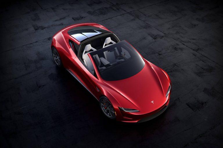 Tesla Sports Car >> Yhdella Latauksella Suomi Paasta Paahan Elon Musk Lupaa