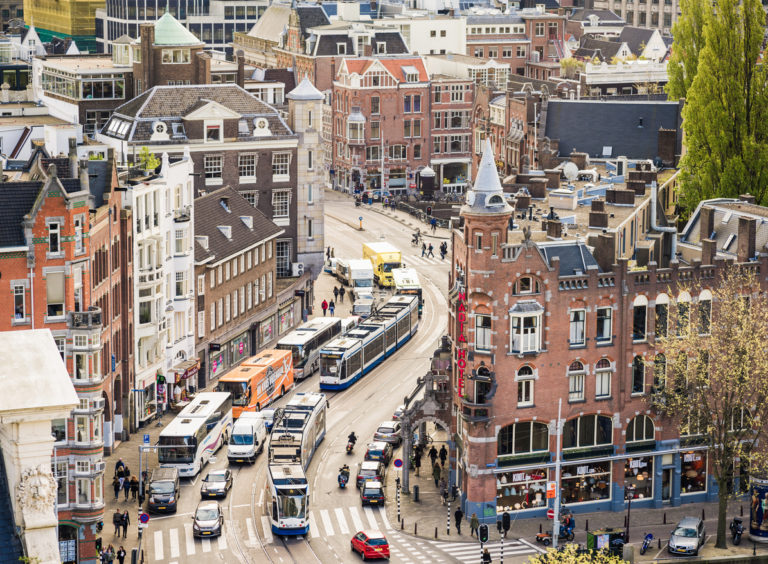 Amsterdam Julkinen Liikenne