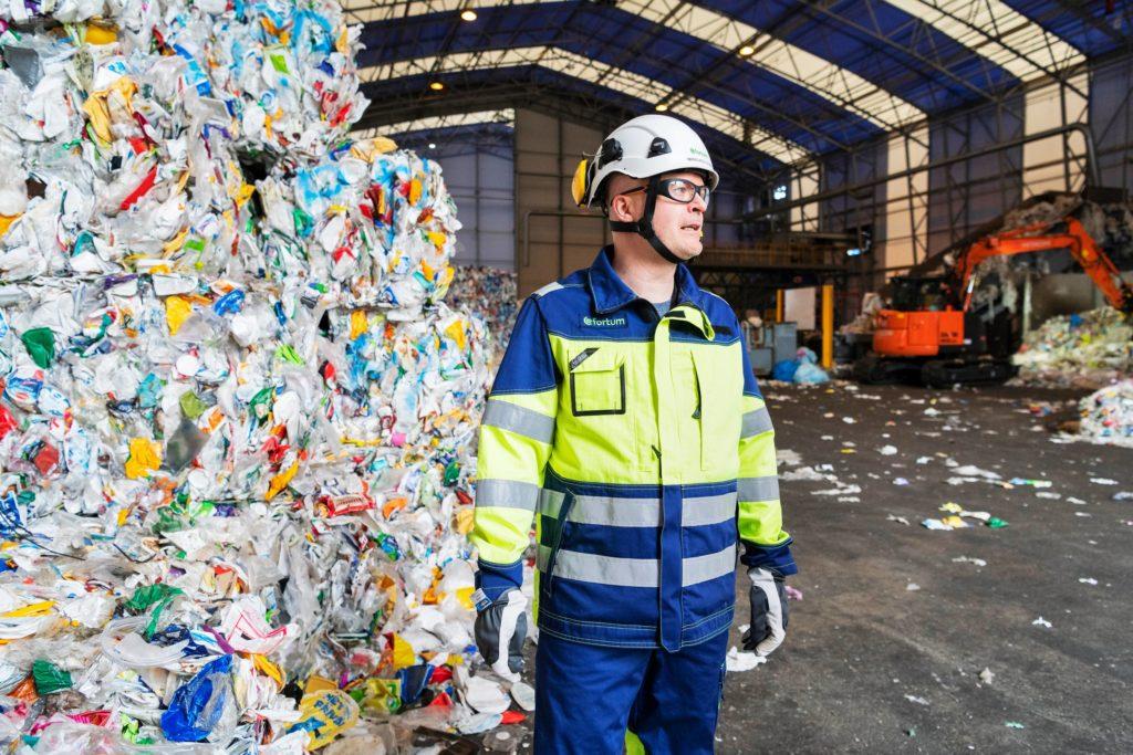 Muovin Kierrätys Suomessa
