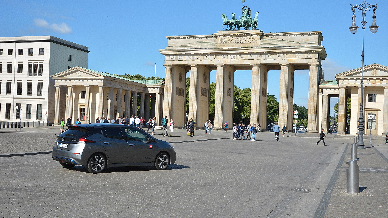 Autolla Eurooppaan