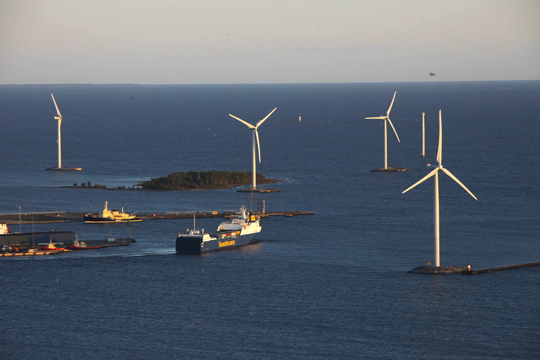 Tuulivoima Suomessa