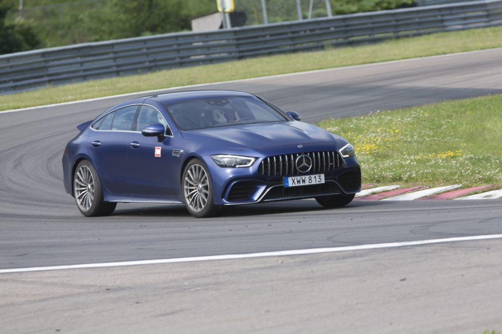 Four Door Sports Cars >> Tm Urheiluautovertailu 2019 Mercedes Amg Gt 63 S 4matic 4