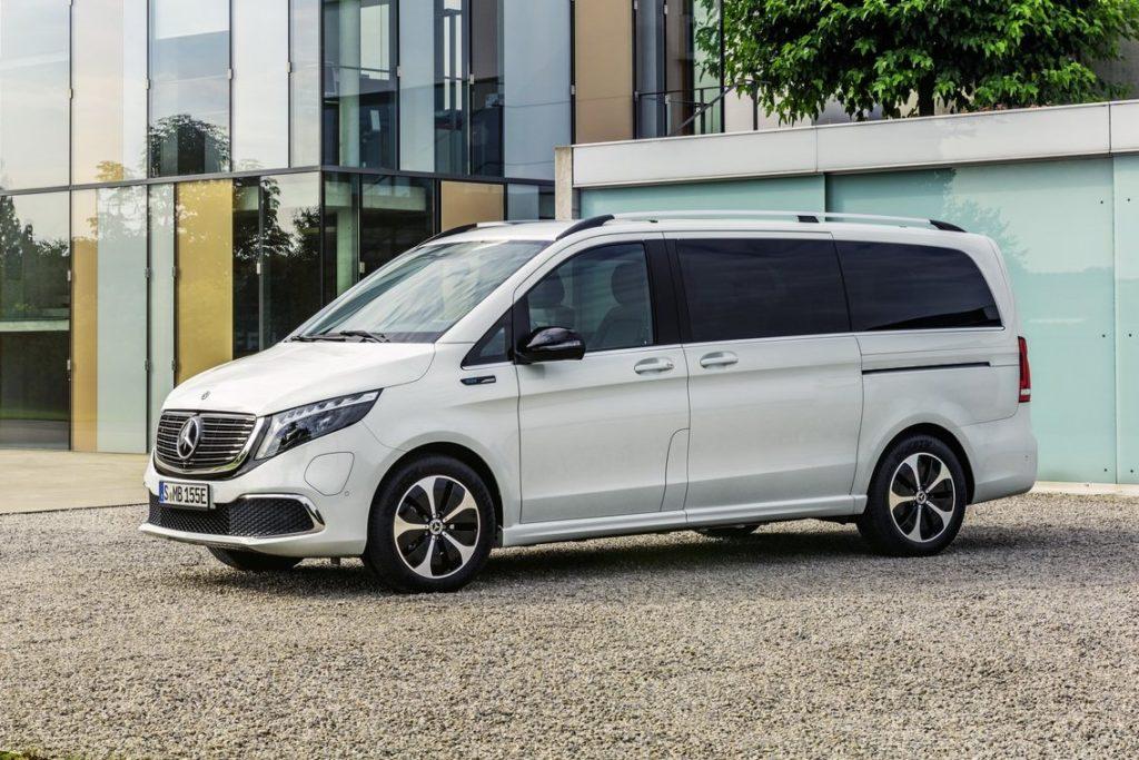 Mercedes Mini Van >> Mercedes Benz Vito Tekniikan Maailma