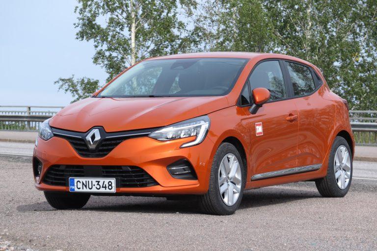Renault Clio 2017 >> Uusi Renault Clio Ja Uudistuneet Pakettiautomallit Ovat Nyt