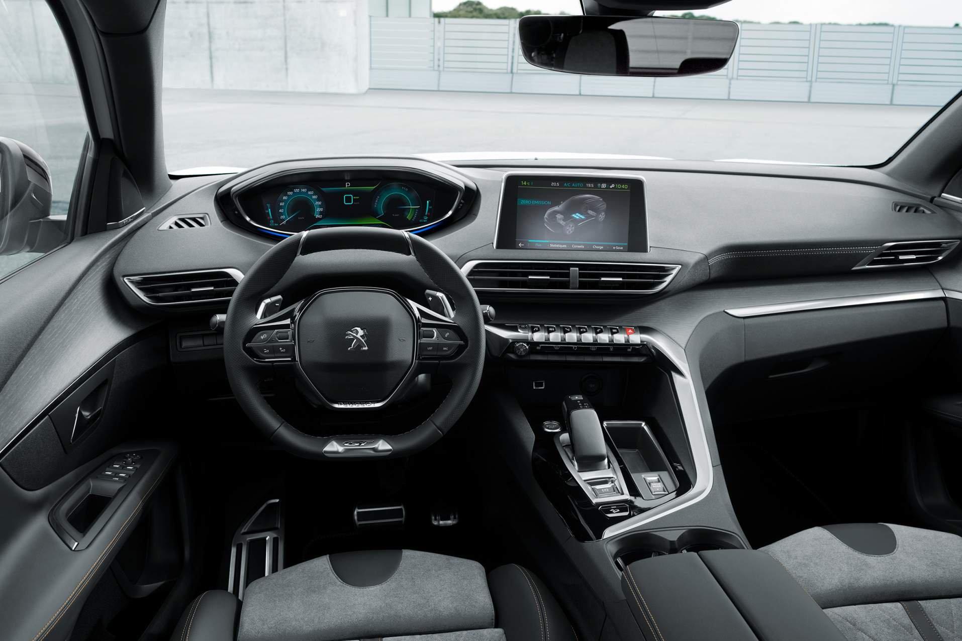 Peugeot 3008 Hybrid >> Peugeot Iski Poytaan Oman 3008 Lataushybridinsa Mukana On