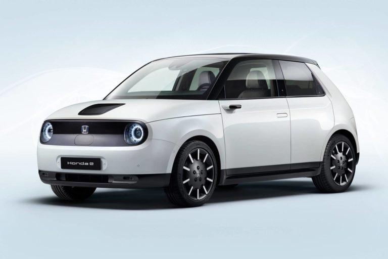 Honda Sähköauto
