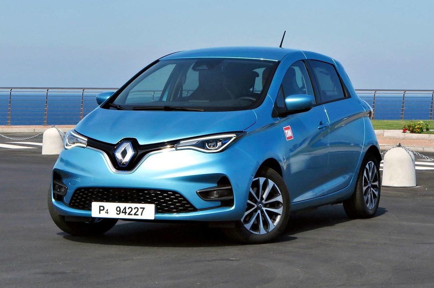 Renault Zoe Koeajo