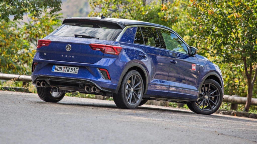 Vw T Roc >> Volkswagen T Roc Tekniikan Maailma
