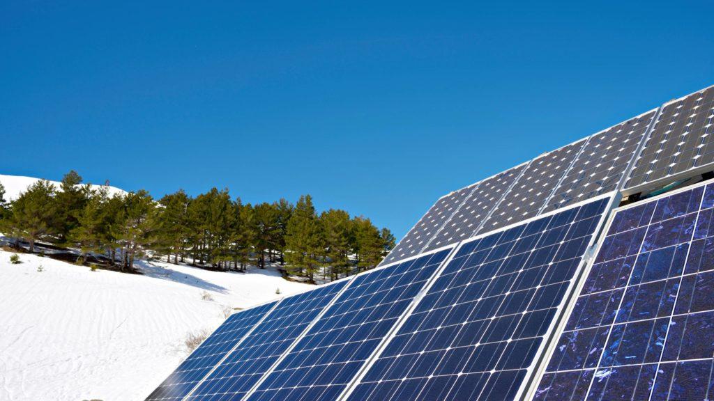 Aurinkovoima Suomessa