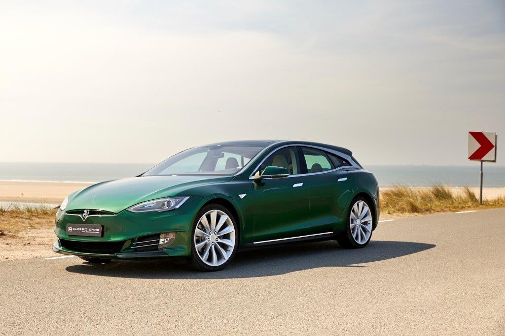 Tesla Model S Hinta