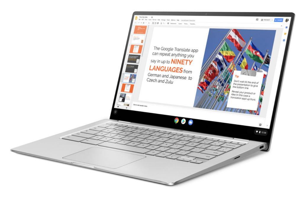 Chromebook Testi
