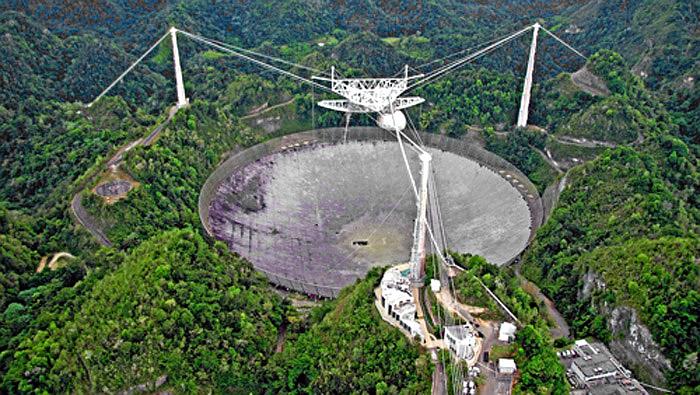 Radioteleskooppi