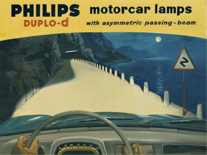 Vanhoissa mainoksissa taide on ollut hienoimmillaan, kun valoteho oli heikoimmillaan. Miltähän nykyiset mainokset näyttävät sadan vuoden päästä?