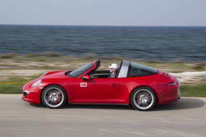 911 Targa 4S >> Ajettua Porsche 911 Targa 4s Pdk Tekniikan Maailma