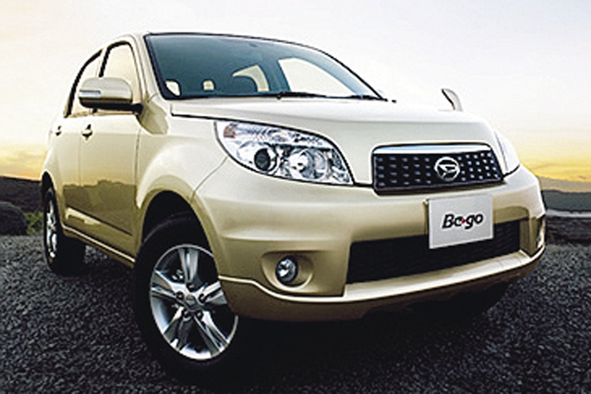 Bogo Car Deals >> Daihatsu Japani Tekniikan Maailma